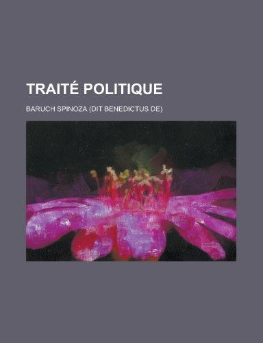 9781234917661: Traité Politique
