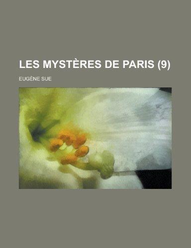 9781234957681: Les Mysteres de Paris (9)