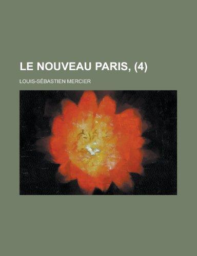 9781234979195: Le Nouveau Paris, (4)