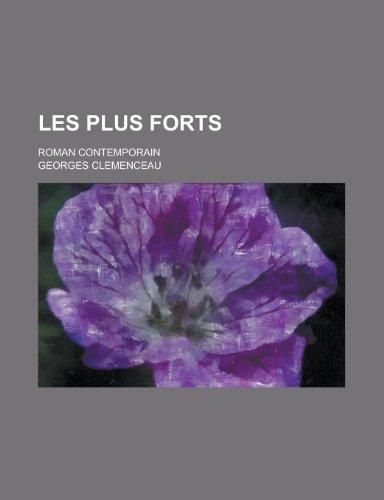 9781235000904: Les Plus Forts; Roman Contemporain