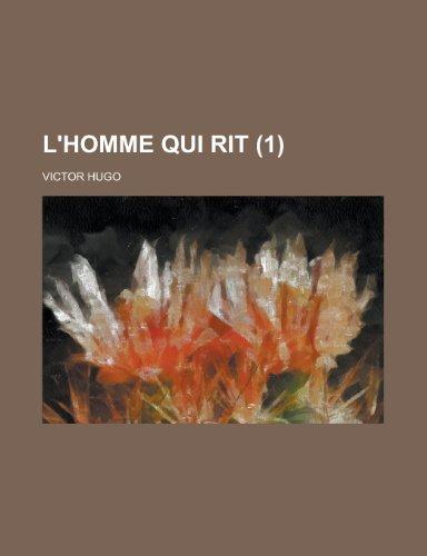 9781235036170: L'Homme Qui Rit (1)