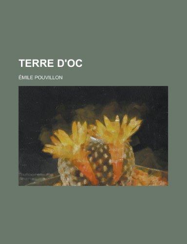 9781235054921: Terre D'Oc