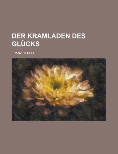 9781235069642: Der Kramladen Des Glucks
