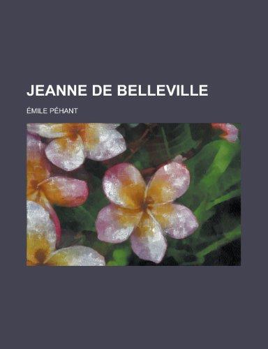 9781235084348: Jeanne de Belleville