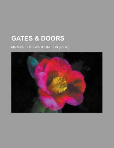 9781235090127: Gates & Doors