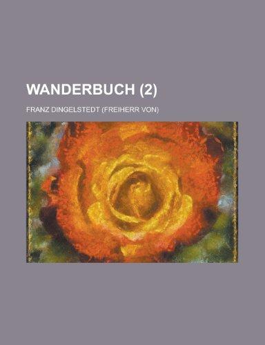 9781235158841: Wanderbuch (2)