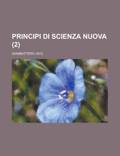 9781235204890: Principi Di Scienza Nuova (2)