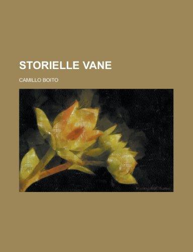 9781235216435: Storielle Vane