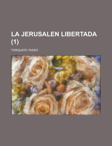 9781235241550: La Jerusalen Libertada (1)
