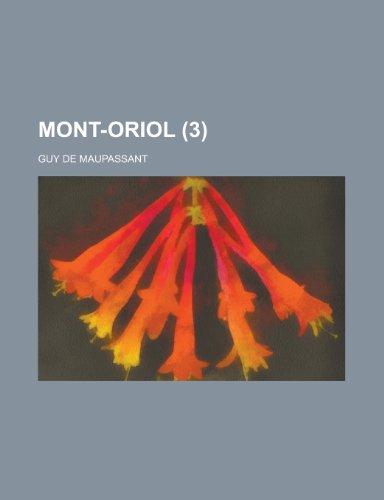 Mont-Oriol (3) (1235244881) by Guy de Maupassant