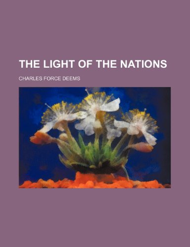 9781235262005: The Light of the Nations