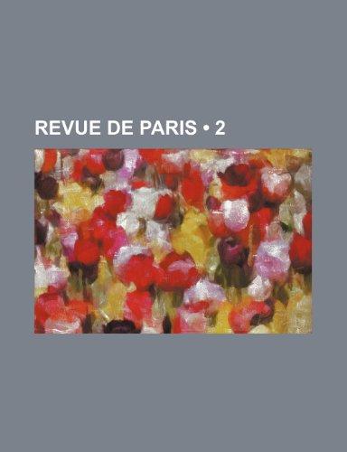 9781235265150: Revue de Paris (2)