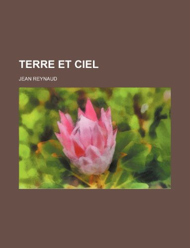 9781235352003: Terre et Ciel (French Edition)