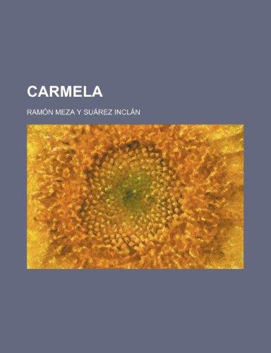 9781235356582: Carmela