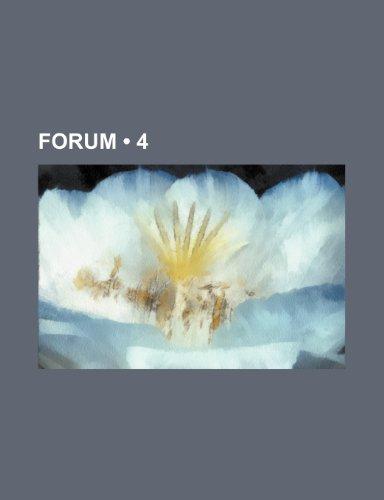 9781235371479: Forum (4)