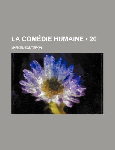 9781235398636: La Comedie Humaine (20)