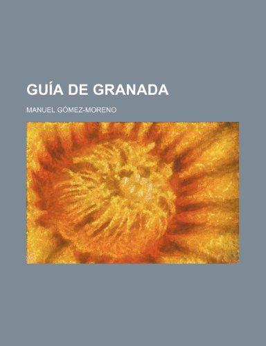 9781235473494: Guía de Granada
