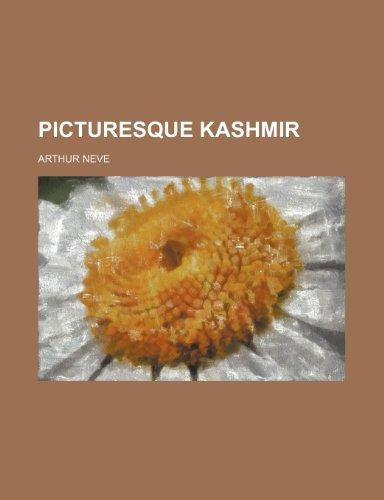9781235724787: Picturesque Kashmir