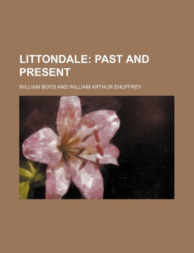 Littondale Past and Present: William Boyd