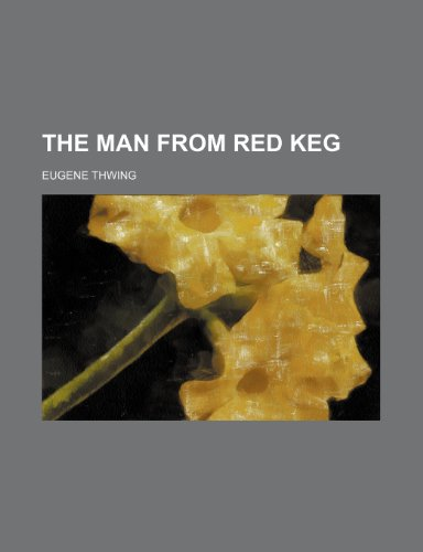 9781235835070: The Man from Red Keg