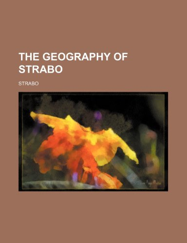 9781235866692: The Geography of Strabo