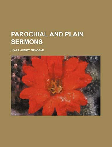9781235912122: Parochial and plain sermons
