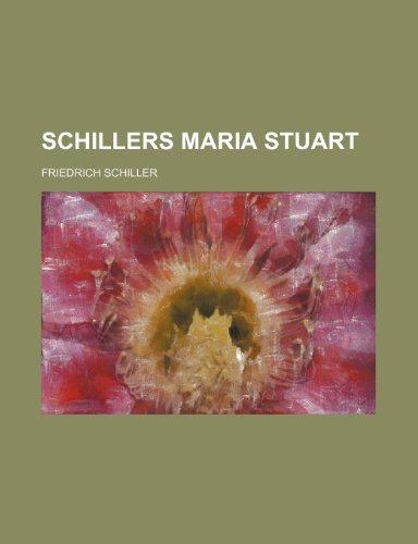 9781235940316: Schillers Maria Stuart