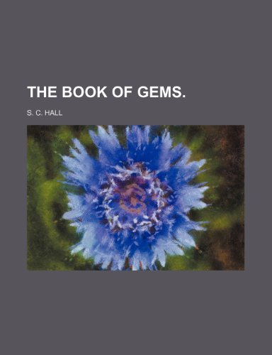 9781235972737: THE BOOK OF GEMS.