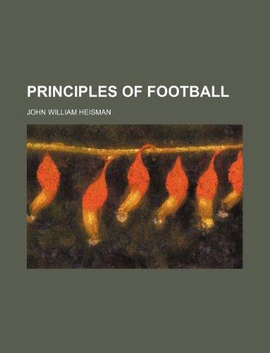 9781235977909: Principles of football