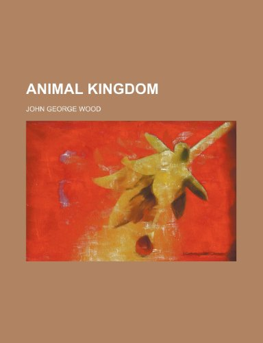 9781235999994: Animal kingdom
