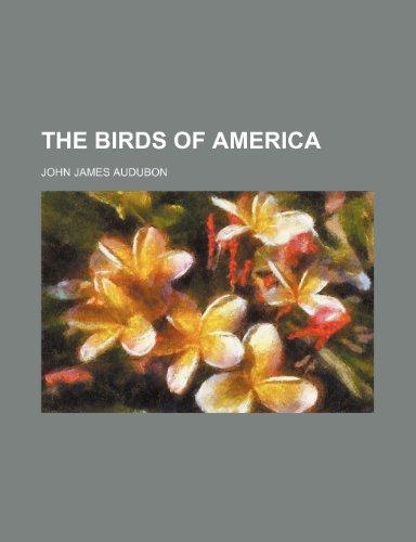 9781236014252: The birds of America