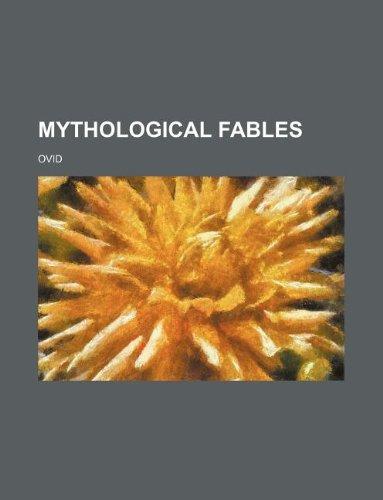 9781236015297: Mythological fables