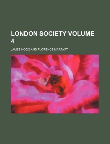 9781236078506: London society Volume 4