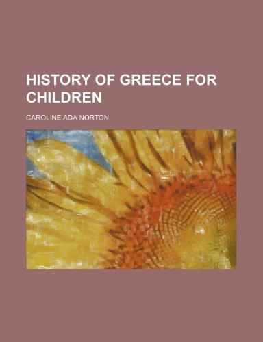9781236115300: History of Greece for Children