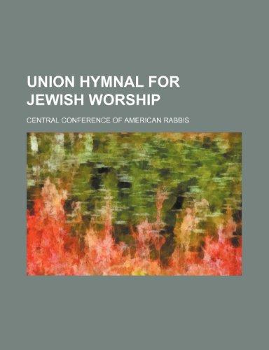 9781236140197: Union Hymnal for Jewish Worship
