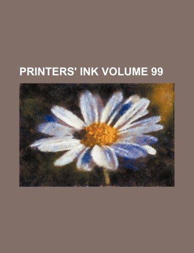 9781236167668: Printers' ink Volume 99
