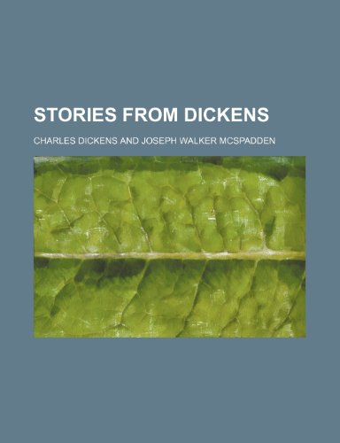 9781236169204: Stories from Dickens