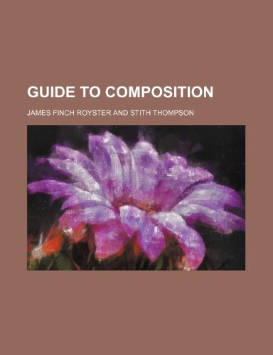 9781236171702: Guide to composition