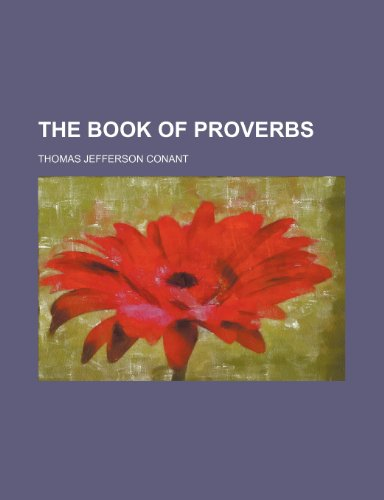 9781236222275: The book of Proverbs