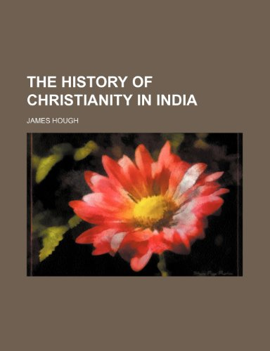 9781236236210: The History of Christianity in India