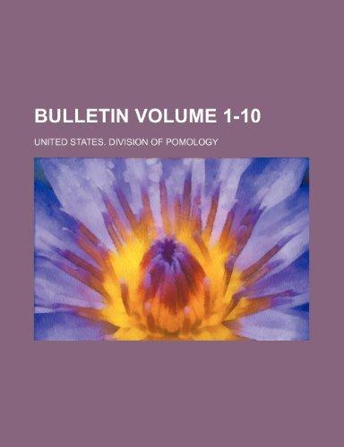 9781236289612: Bulletin Volume 1-10