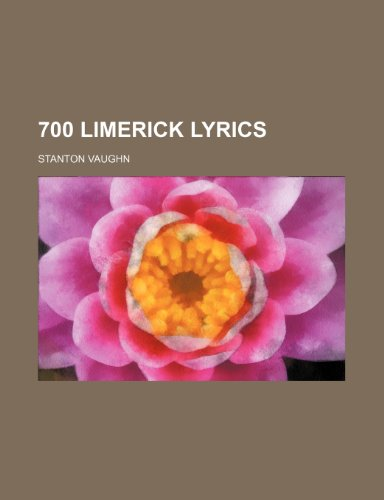9781236321817: 700 limerick lyrics