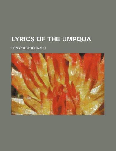 9781236338815: Lyrics of the Umpqua