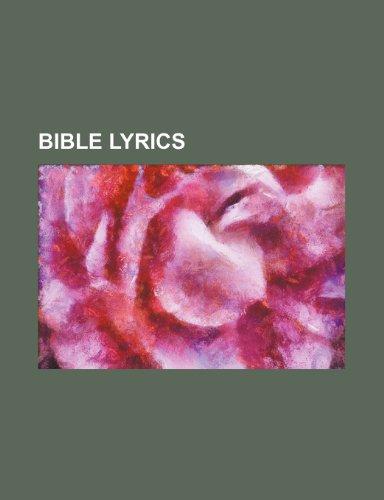 9781236397928: Bible lyrics