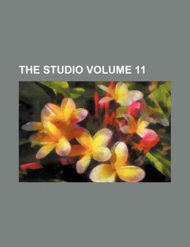 9781236409492: The Studio Volume 11