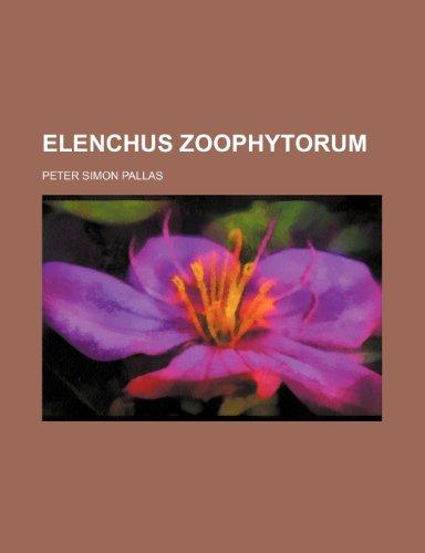 9781236421951: Elenchus zoophytorum
