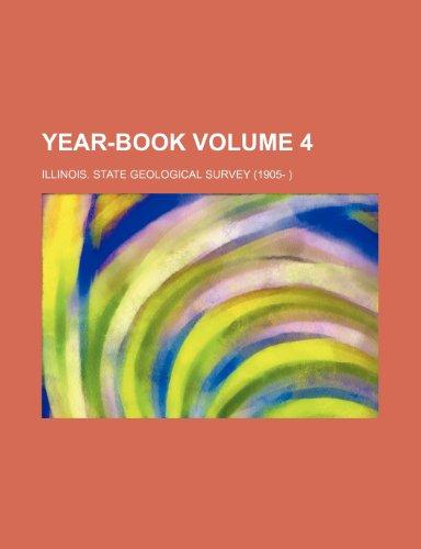 9781236437563: Year-book Volume 4