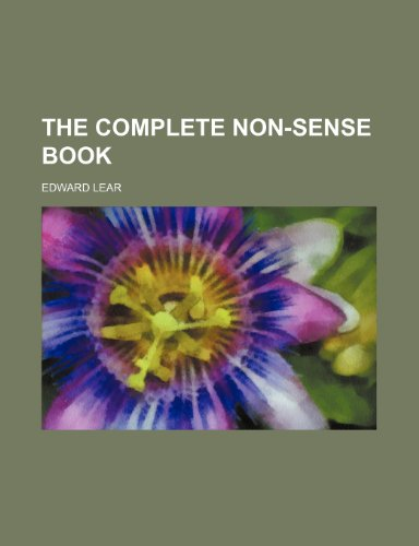 The complete non-sense book (1236454286) by Edward Lear