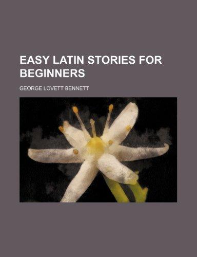 9781236470508: Easy Latin stories for beginners
