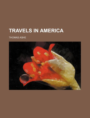9781236499516: travels in america
